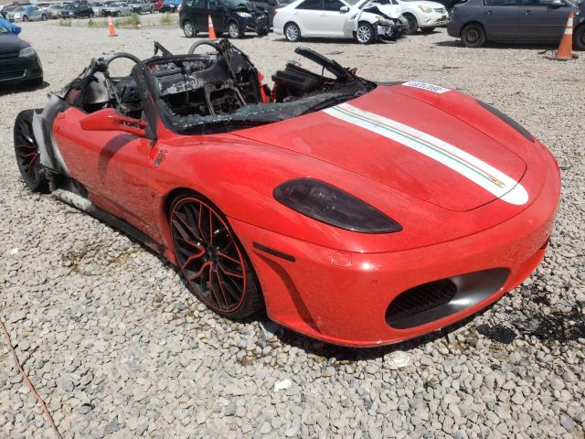 Ferrari salvage cars for sale: 2007 Ferrari F430 Spider