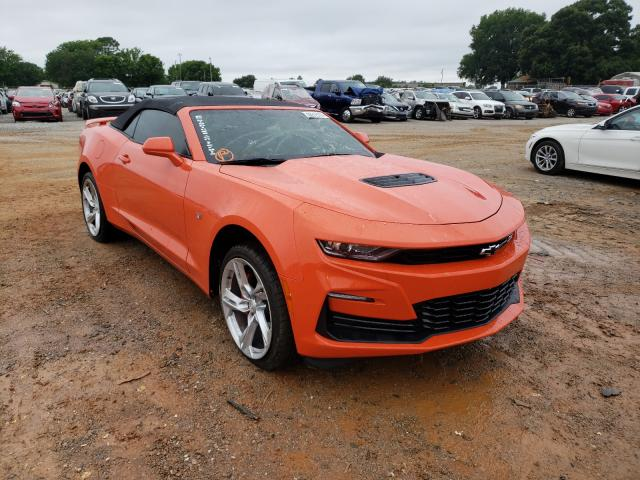 2020 Chevrolet Camaro SS en venta en Tanner, AL