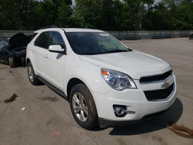 Salvage cars for sale from Copart Ellwood City, PA: 2010 Chevrolet Equinox