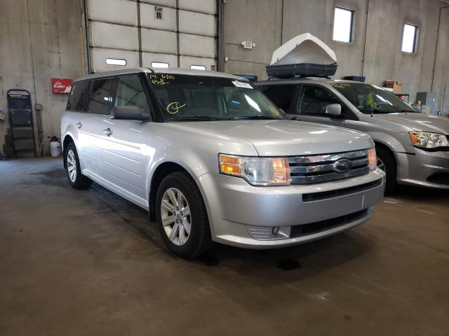 Salvage cars for sale from Copart Blaine, MN: 2010 Ford Flex