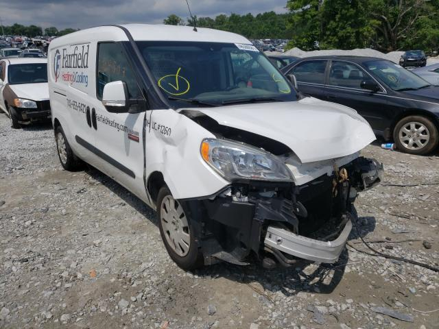 Salvage cars for sale from Copart Loganville, GA: 2015 Dodge RAM Promaster