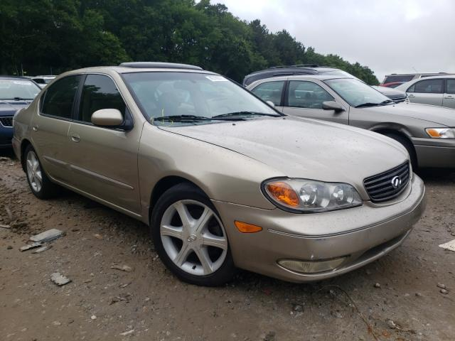 Salvage cars for sale from Copart Austell, GA: 2003 Infiniti I35