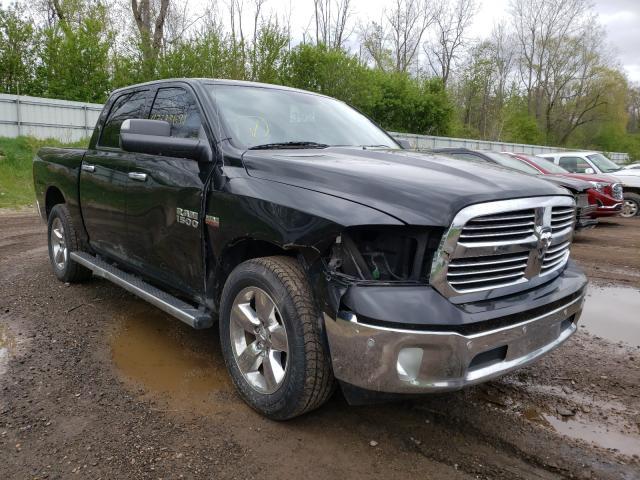 Salvage cars for sale from Copart Davison, MI: 2014 Dodge RAM 1500 SLT