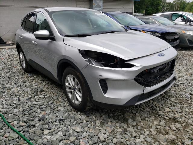 Salvage cars for sale from Copart Mebane, NC: 2020 Ford Escape SE