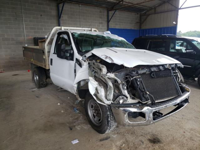 Salvage cars for sale from Copart Cartersville, GA: 2012 Ford F250 Super