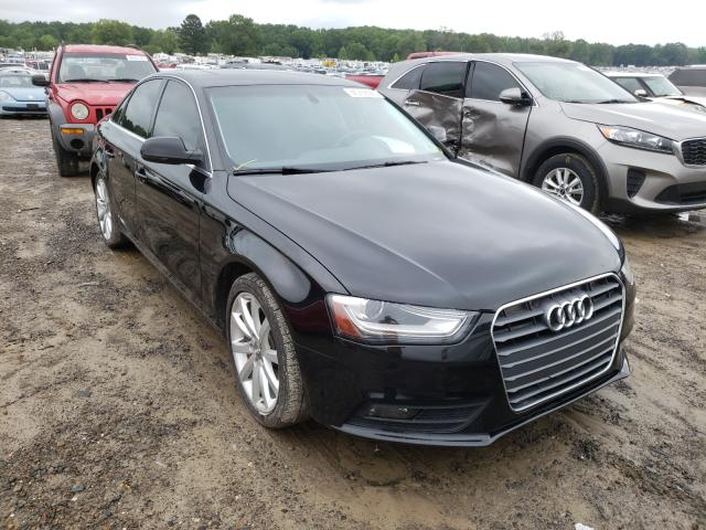 Salvage 2013 AUDI A4 - Small image. Lot 45759041