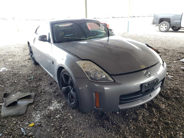 Salvage 2008 NISSAN 350Z - Small image. Lot 46105681