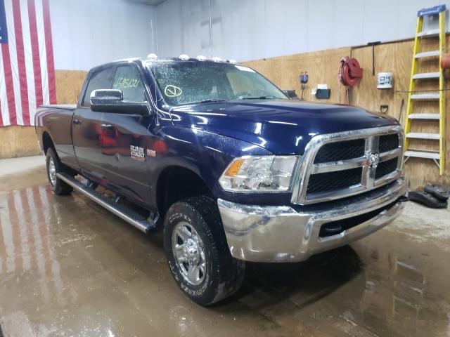 Salvage cars for sale from Copart Kincheloe, MI: 2014 Dodge RAM 2500 ST