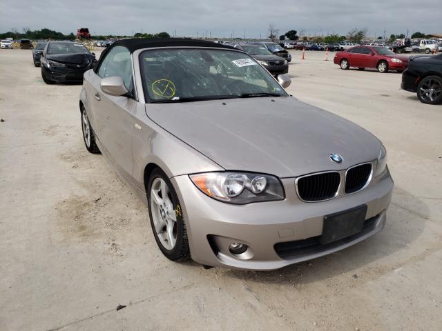 BMW 128 I salvage cars for sale: 2012 BMW 128 I