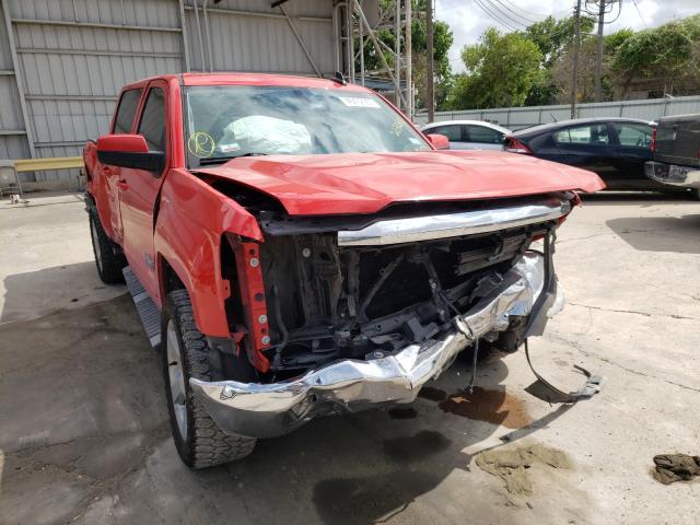 Salvage cars for sale from Copart Corpus Christi, TX: 2018 Chevrolet Silverado