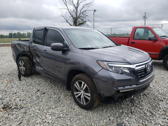 Salvage cars for sale from Copart Cicero, IN: 2017 Honda Ridgeline