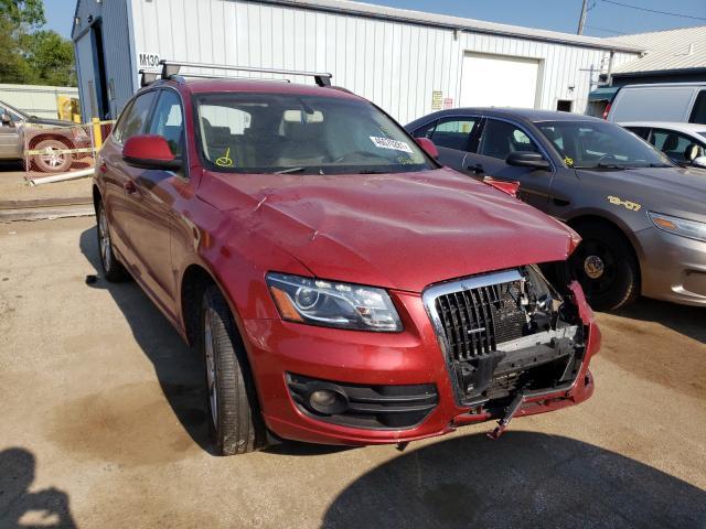 Audi Q5 Premium salvage cars for sale: 2010 Audi Q5 Premium