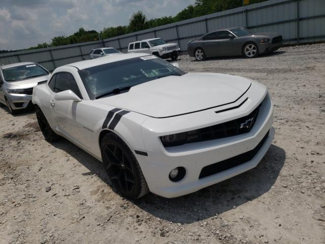 Salvage cars for sale from Copart Prairie Grove, AR: 2013 Chevrolet Camaro SS