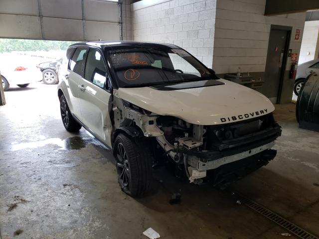 Land Rover Vehiculos salvage en venta: 2019 Land Rover Discovery