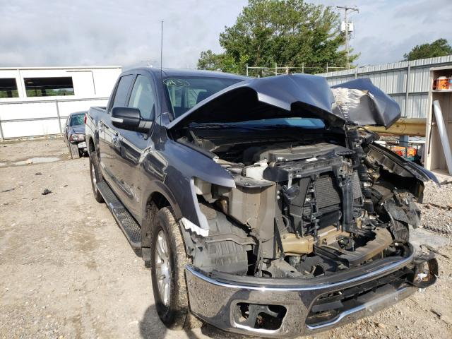 2018 Nissan Titan S for sale in Florence, MS