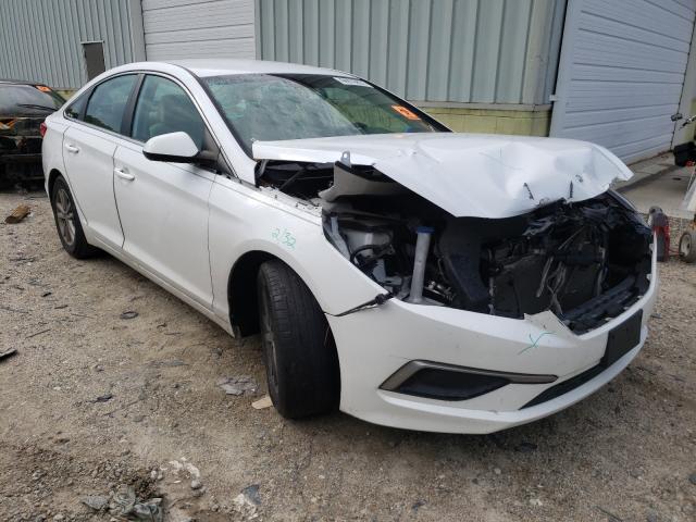 Salvage cars for sale from Copart Hampton, VA: 2016 Hyundai Sonata SE