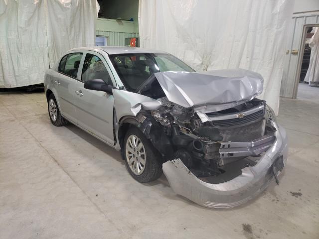 Vehiculos salvage en venta de Copart Leroy, NY: 2009 Chevrolet Cobalt LS
