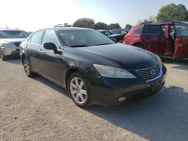 Salvage cars for sale from Copart Milwaukee, WI: 2007 Lexus ES 350