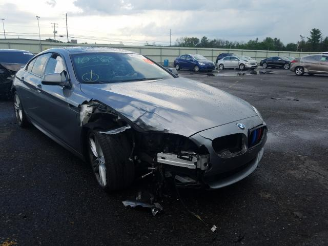 BMW Vehiculos salvage en venta: 2014 BMW 640 XI GRA