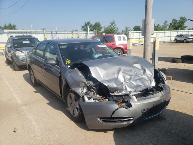 Salvage cars for sale from Copart Pekin, IL: 2008 Chevrolet Impala LT