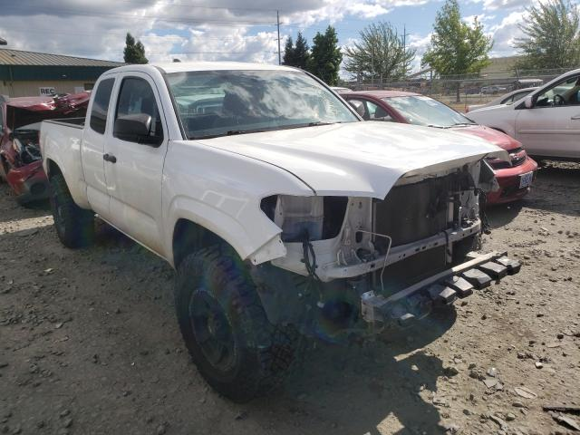 Salvage cars for sale from Copart Eugene, OR: 2016 Toyota Tacoma ACC