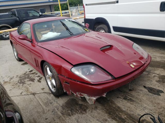 Ferrari salvage cars for sale: 1999 Ferrari F550 Maran