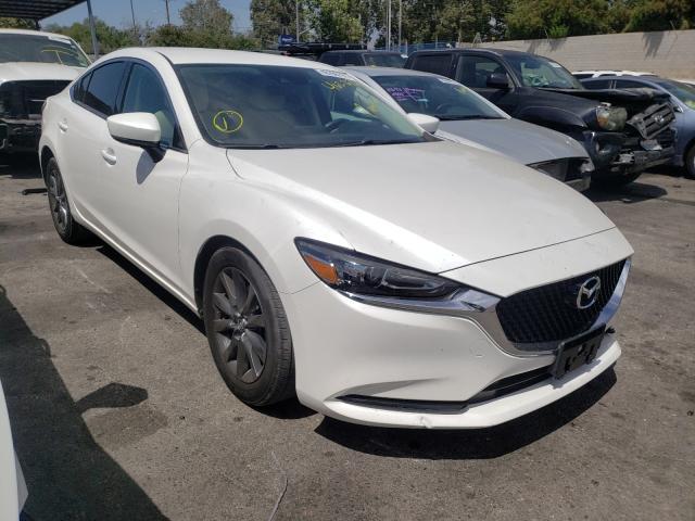 Vehiculos salvage en venta de Copart Colton, CA: 2018 Mazda 6 Sport