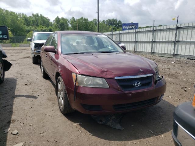 2008 Hyundai Sonata GLS en venta en Louisville, KY