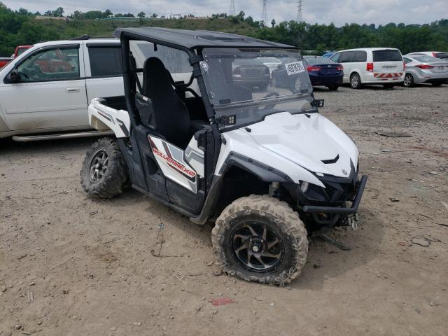 Salvage cars for sale from Copart West Mifflin, PA: 2020 Yamaha YXE850