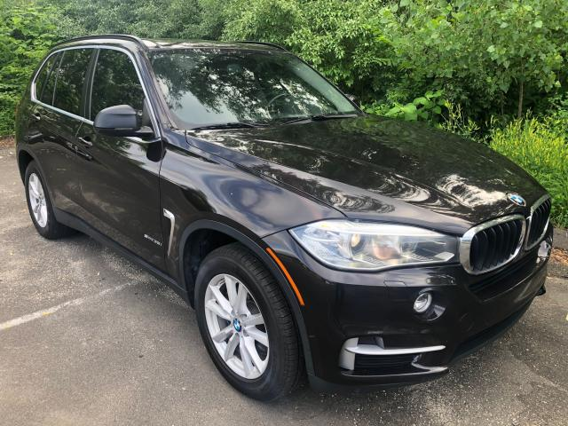 Salvage cars for sale from Copart New Britain, CT: 2014 BMW X5 SDRIVE3