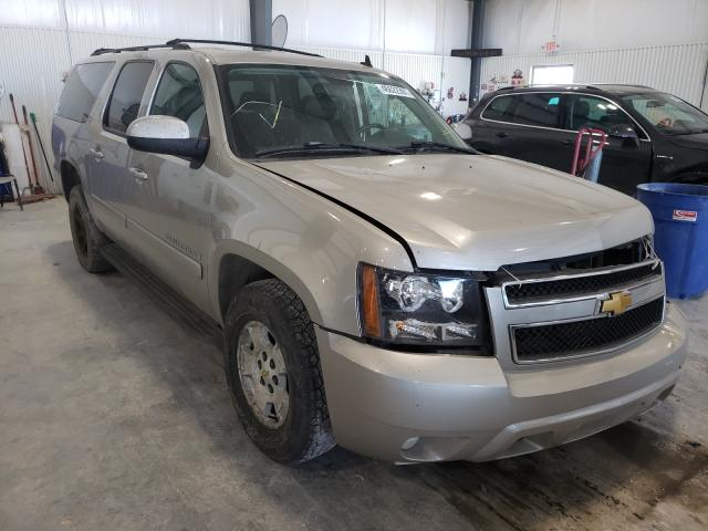 Salvage cars for sale from Copart Greenwood, NE: 2007 Chevrolet Suburban K