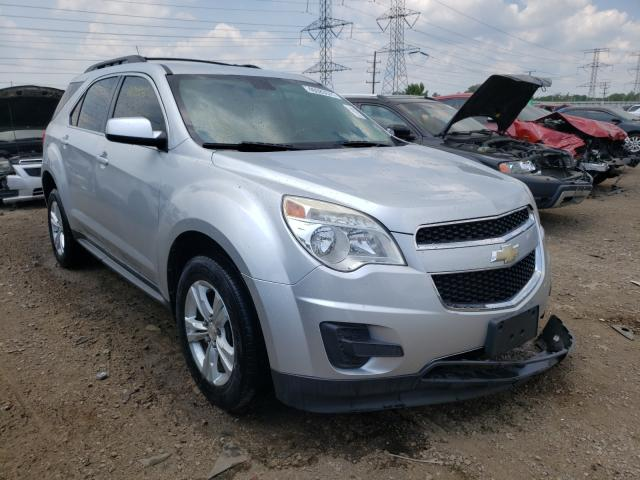 Chevrolet Equinox salvage cars for sale: 2010 Chevrolet Equinox