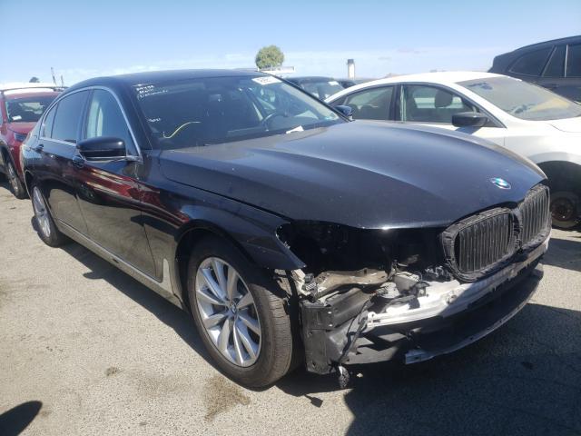 BMW Vehiculos salvage en venta: 2017 BMW 740 I