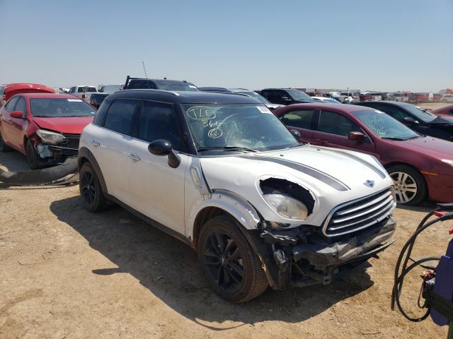 Mini salvage cars for sale: 2012 Mini Cooper COU