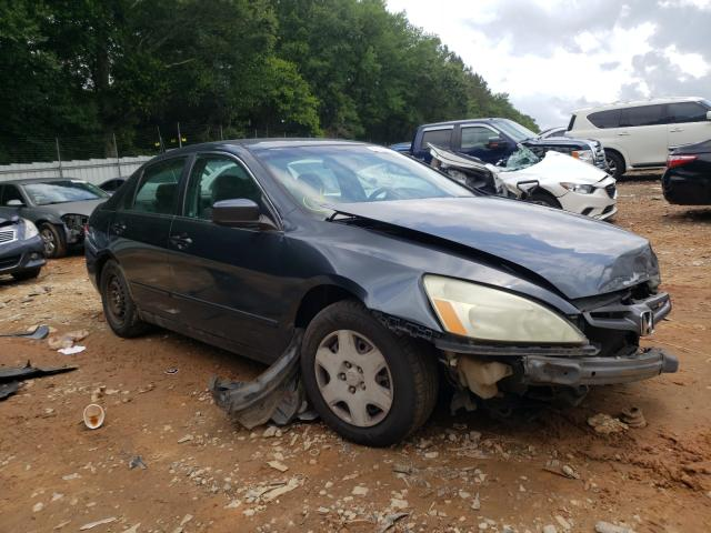 Salvage cars for sale from Copart Austell, GA: 2005 Honda Accord LX