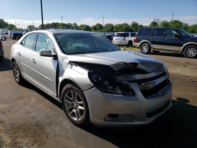 Vehiculos salvage en venta de Copart Fort Wayne, IN: 2013 Chevrolet Malibu 1LT
