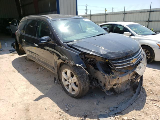 Salvage cars for sale from Copart Appleton, WI: 2017 Chevrolet Traverse L
