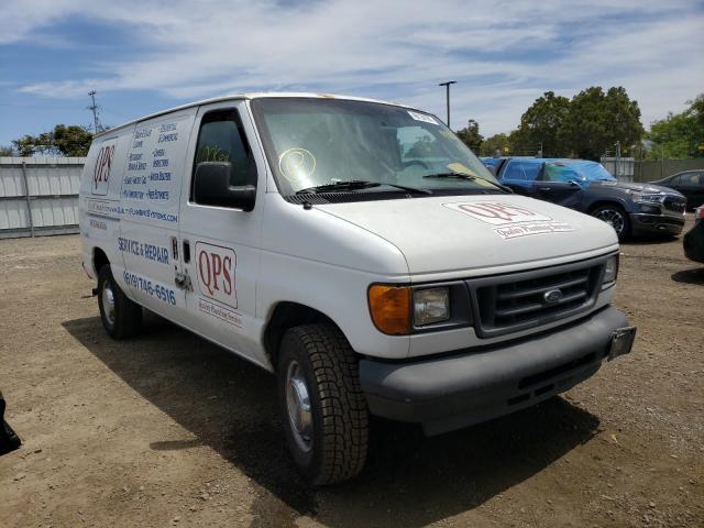 Vehiculos salvage en venta de Copart San Diego, CA: 2005 Ford Econoline