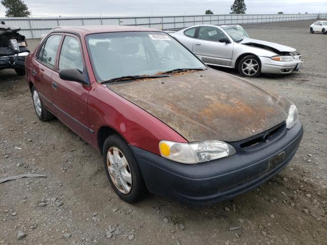 Salvage cars for sale from Copart Airway Heights, WA: 1999 Toyota Corolla VE