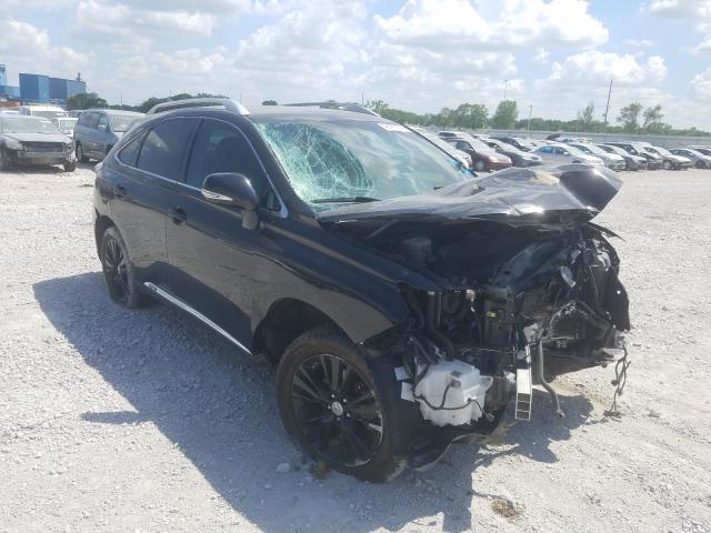 Vehiculos salvage en venta de Copart Des Moines, IA: 2010 Lexus RX 450
