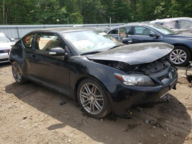 Salvage cars for sale from Copart Lyman, ME: 2012 Scion TC