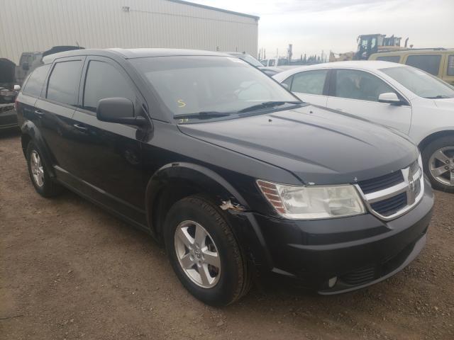 Vehiculos salvage en venta de Copart Rocky View County, AB: 2009 Dodge Journey SE