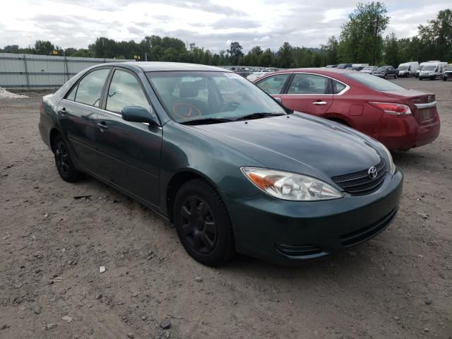 2002 TOYOTA CAMRY LE - JTDBE32K320057371