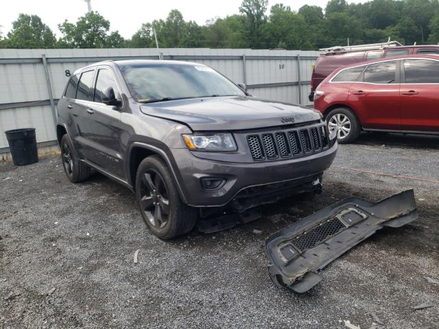 Salvage cars for sale from Copart York Haven, PA: 2015 Jeep Grand Cherokee