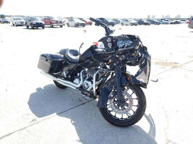 Salvage cars for sale from Copart New Orleans, LA: 2012 Harley-Davidson Fltrx Road