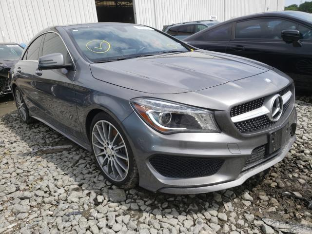 Salvage cars for sale from Copart Windsor, NJ: 2016 Mercedes-Benz CLA 250 4M