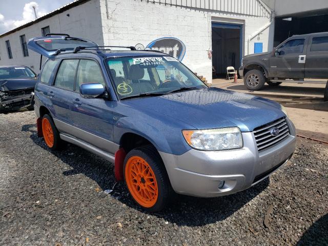 Vehiculos salvage en venta de Copart Hillsborough, NJ: 2008 Subaru Forester 2