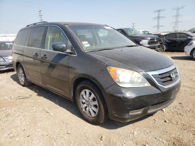 Honda Odyssey salvage cars for sale: 2008 Honda Odyssey