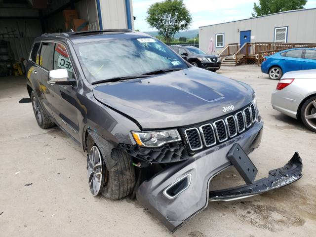 Salvage cars for sale from Copart Duryea, PA: 2019 Jeep Grand Cherokee