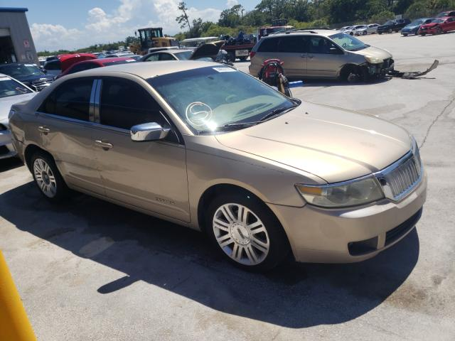 Lincoln salvage cars for sale: 2006 Lincoln Zephyr